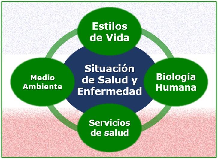Producción social de la salud y determinantes sociales