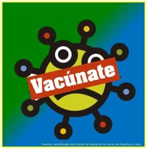 Protégete contra la influenza: ¡Vacúnate!