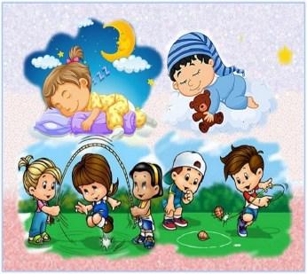 Actividad física y calidad del sueño para nuestros niños