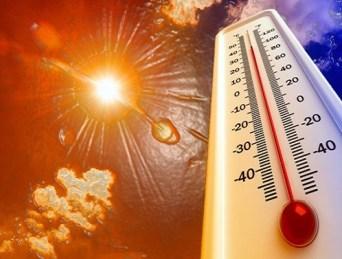 Olas de calor en Centroamérica