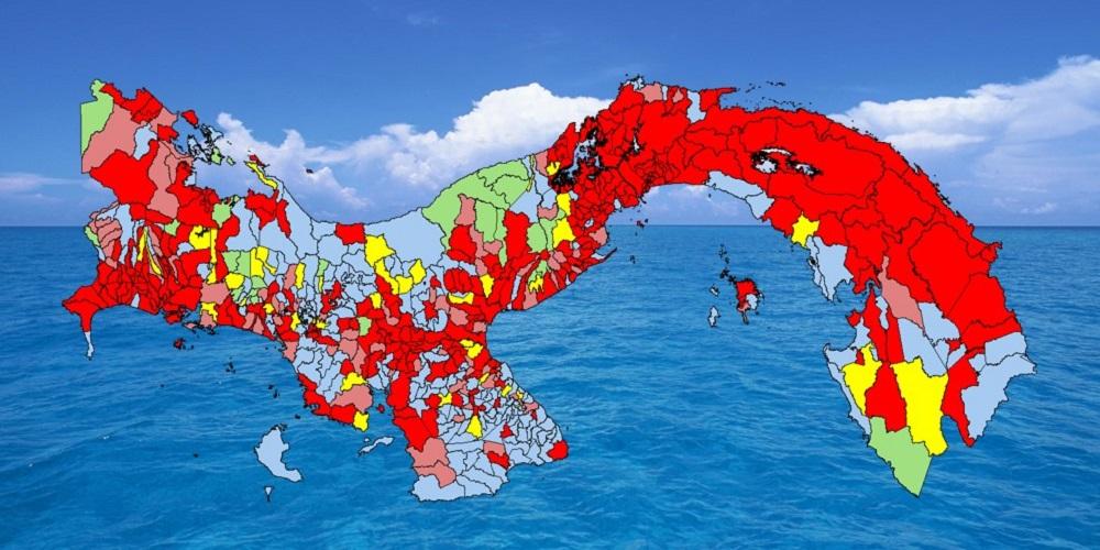 Epidemia de COVID-19 en Panamá agosto de 2020