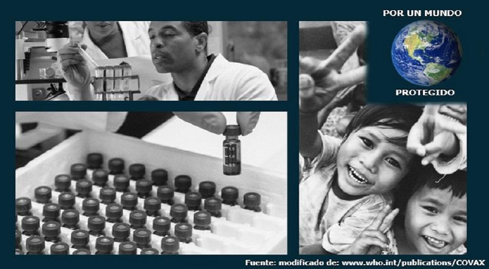 COVAX: El acelerador de acceso a las vacunas COVID-19