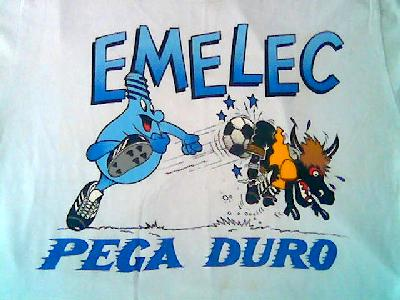 Emelec vs Barcelona en vivo (1/3)