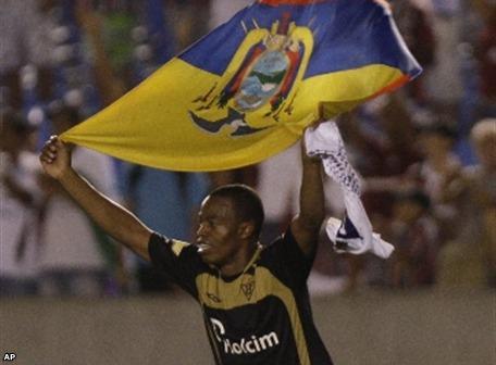 Liga Tri-Campeón de América: Fotos y goles de la conquista de la Copa Sudamericana 2009.  (5/6)