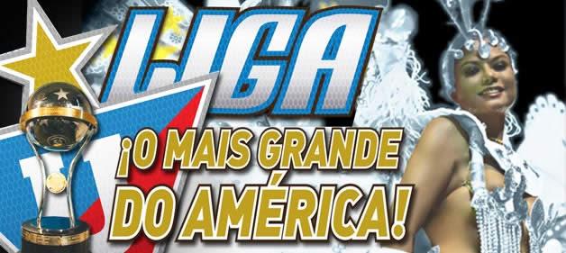 Liga Tri-Campeón de América: Fotos y goles de la conquista de la Copa Sudamericana 2009.  (1/6)