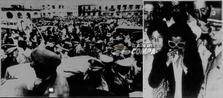 Funeral de Omar Torrijos Herrera