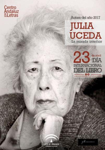 Julia Uceda, autora del año