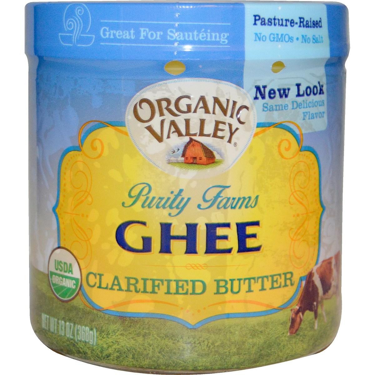 Que es el ghee o mantequilla clarificada?