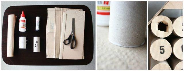 DIY | Ideas para hacer bonitos Calendarios de Adviento