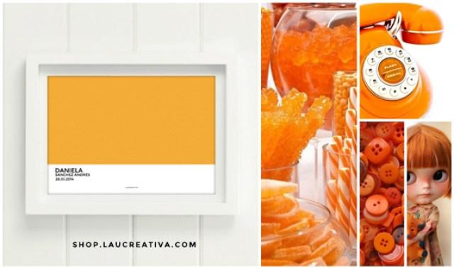 LA CHACHITIENDA | Láminas Pantone personalizadas en La Chachitienda