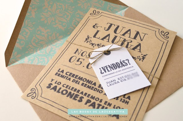 invitaciones-boda-originales-kraft-dorado
