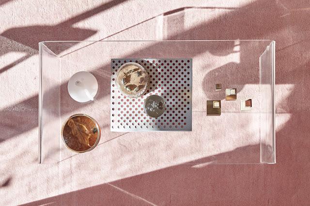 DECO | Bonito piso con toques de rosa