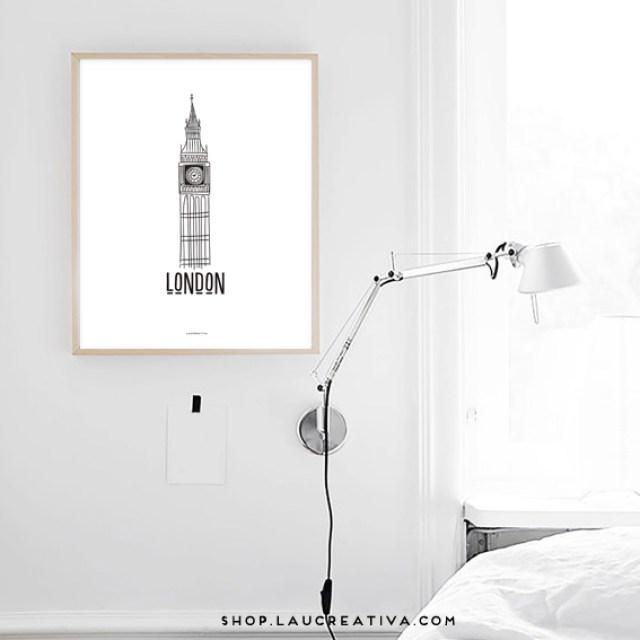 LA CHACHITIENDA | Decora tu casa con nuestras láminas viajeras