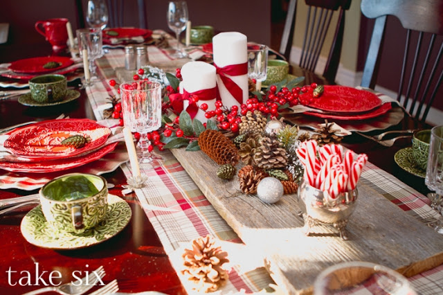 DECO | Ideas y tutoriales para decorar tu mesa en Navidad