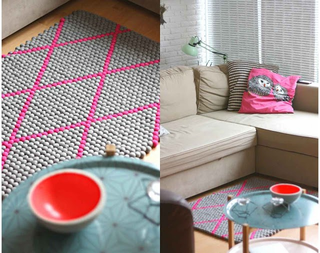 DECO | Ideas para decorar tu casa con alfombras