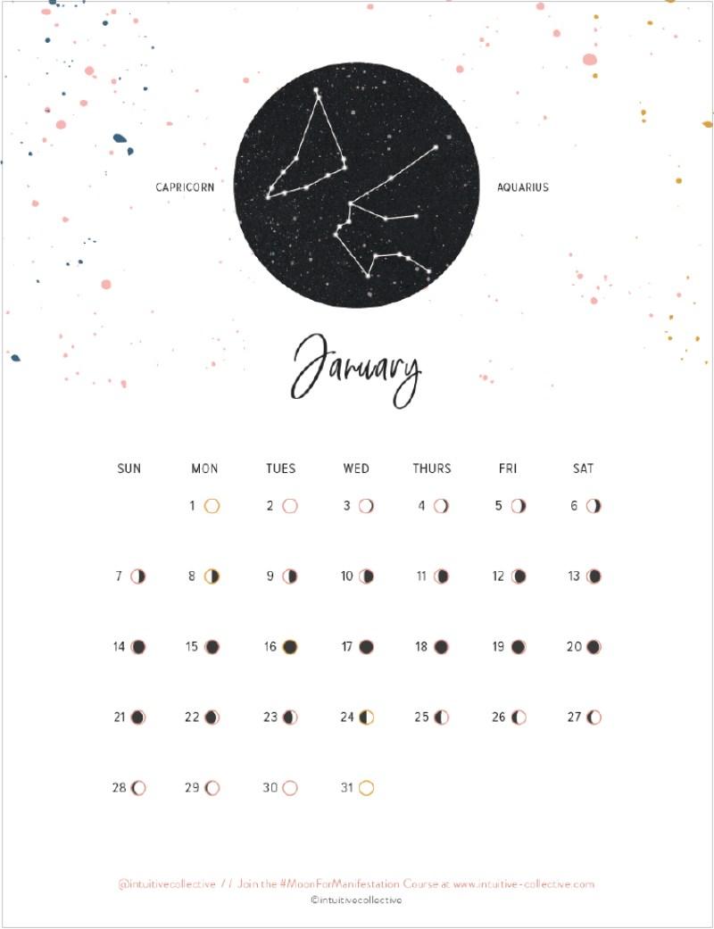 imprimible-calendario-2018-zodiaco