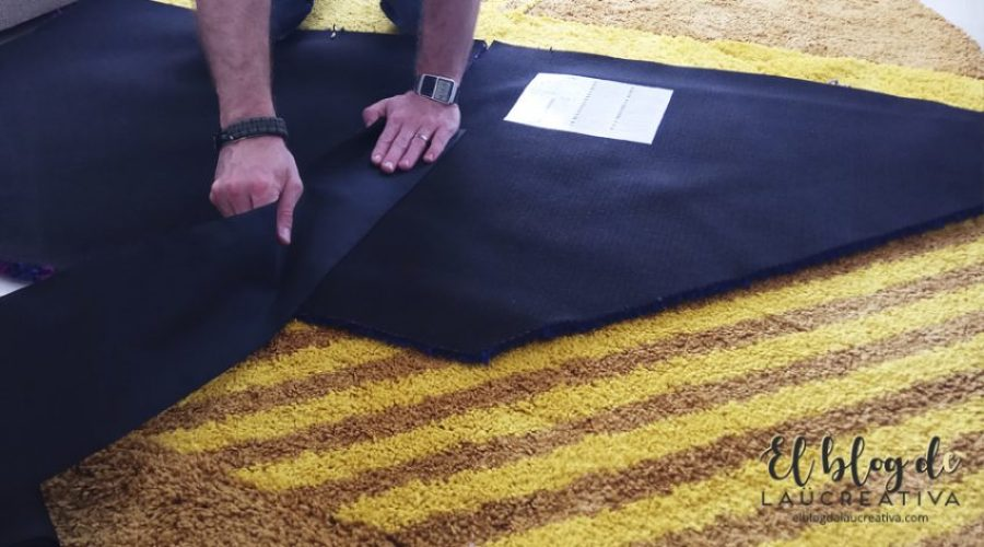 EL-BLOG-DE-LAUCREATIVA-decoracion-alfombras-ikea-salon-SJÄLVSTÄNDIG-colocar-velcro