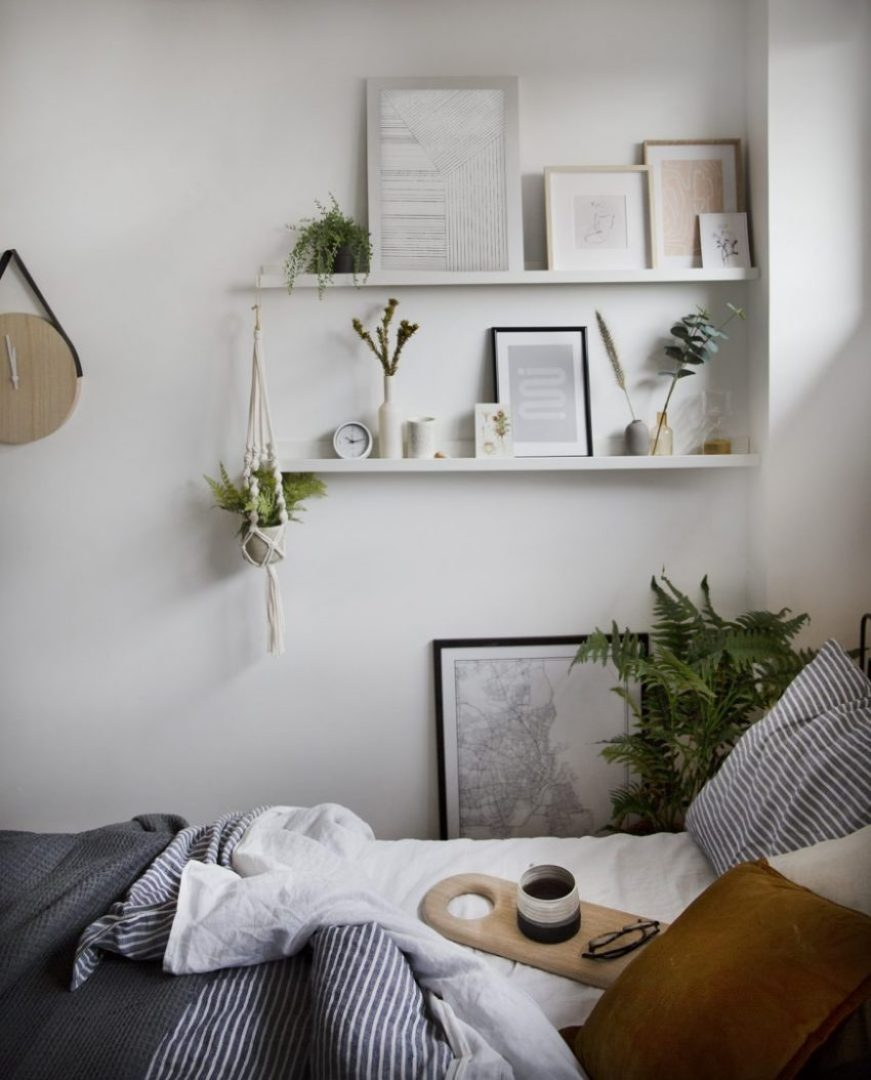 DECORACIÓN | ¿Cómo decorar una habitación de matrimonio con poco espacio?