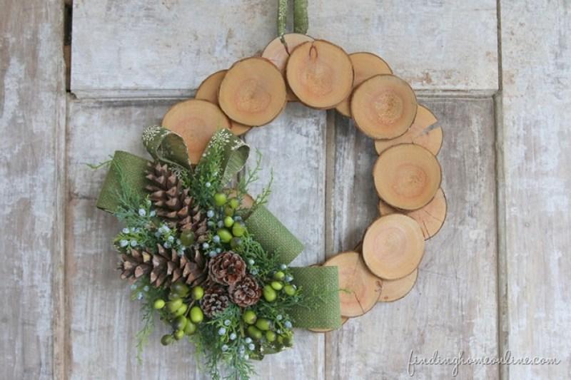 DIY | 8 preciosas coronas navideñas y cómo hacerlas paso a paso - El blog de Laucreativa