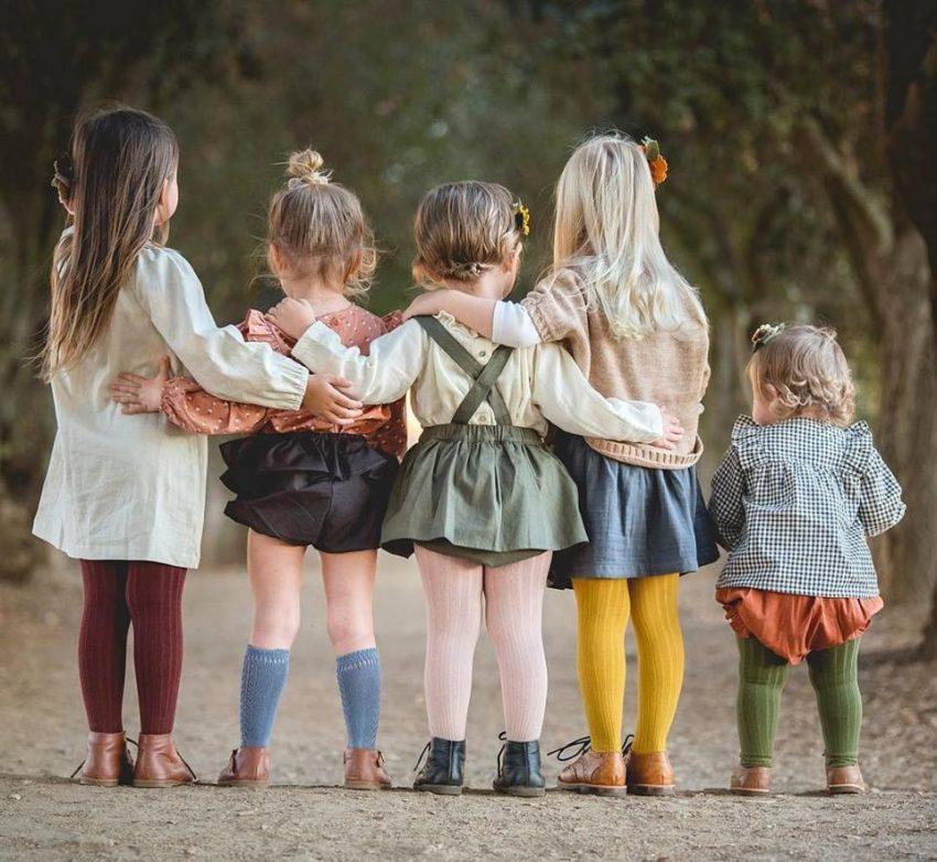 INFANTIL | Ropa de punto buena, bonita y barata para los peques - El blog de Laucreativa