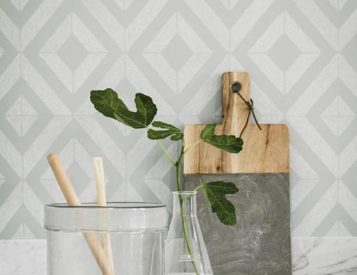 DECO   Papel pintado para decorar - El blog de Laucreativa