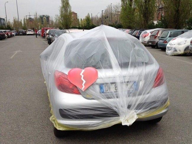 Aciión de márketing Fiat Italia