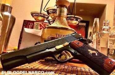 Drogas por armas, así es como un traficante en Tijuana envía drogas y regresa con armas de Estados Unidos (VÍDEO)