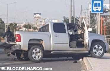 Emboscada de sicarios del CDG deja un policía muerto en Reynosa