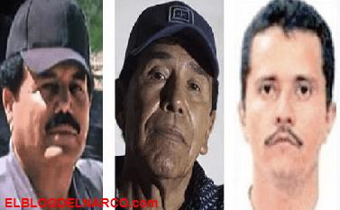 """""""El Mayo"""" Zambada y Caro Quintero dividen al CJNG y van contra """"El Mencho"""""""