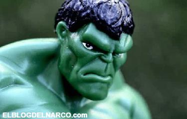 Alerta por droga que convierte a consumidores en 'Hulk'