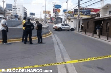 Atacan a balazos a pareja, muere mujer en Monterrey