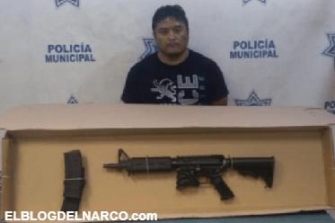 """Capturan al """"Cabo 9"""", líder del CJNG en Tijuana"""