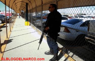 Durante riña en penal de Cd. Juárez ejecutan a líder de Los Aztecas.