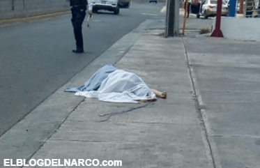 Ejecutan a una mujer en Monterrey, su acompañante resulta lesionado