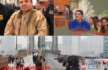 El Chapo pone a temblar al Puente de Brooklyn