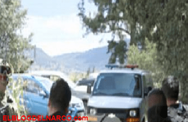 El Comandante 30 ejecuto a los seis policías de Amozoc