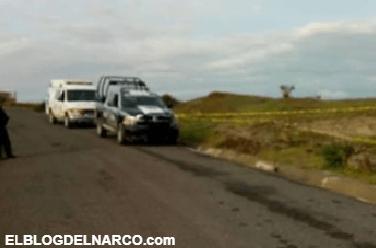 Encuentran cuerpo desmembrado y calcinado en Hidalgo