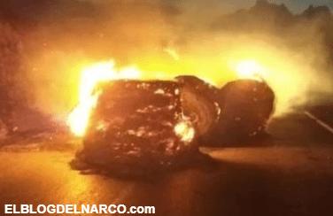 Grupo Intentan bloquear carretera Victoria-Monterrey, en el kilómetro 73