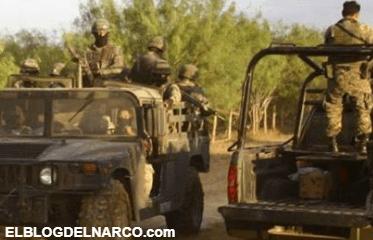 Indagan enfrentamiento en Mier, con tres abatidos.
