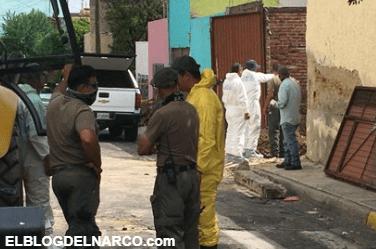 Investigan identidad de 10 cadáveres hallados en finca de Santa Elena, Guadalajara