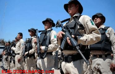 México, desintegraron a un cuerpo policial de élite por vínculos con el narco