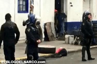 Mueren 2 personas y capturan a 5 tras balacera en la CDMX