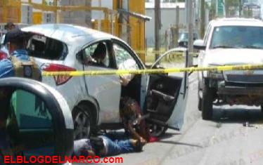 Mueren 2 sicarios en balacera con elementos especiales en #REYNOSAfollow