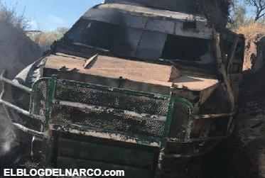 Regresan Los Monstruos a la Narco-Guerra Fronteriza (IMÁGENES).