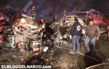 Sicarios amenazan con quema depósito de autos y cumplen en Yecapixtla, Moreslos ; pedían 60 mil de cuota. (VÍDEO)