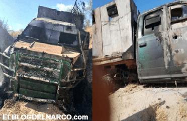 Sicarios del CDG utilizan poderoso monstruo blindado en balacera contra Los Zetas del CDN en Tamaulipas. (fotos)