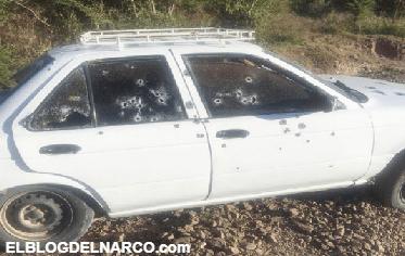 Sicarios emboscan y ejecutan a 5 personas en Oaxaca
