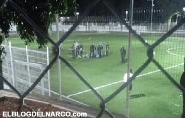 Un comando atacó a jugadores en un partido de futbol amateur y dejó 4 heridos