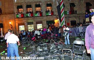 A 10 años de los granadazos en Morelia, las víctimas siguen esperando reparación y justicia
