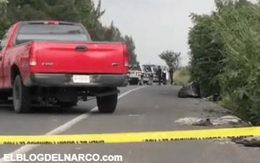 Abandonan 2 cadáveres en la carretera a El Verde, Jalisco